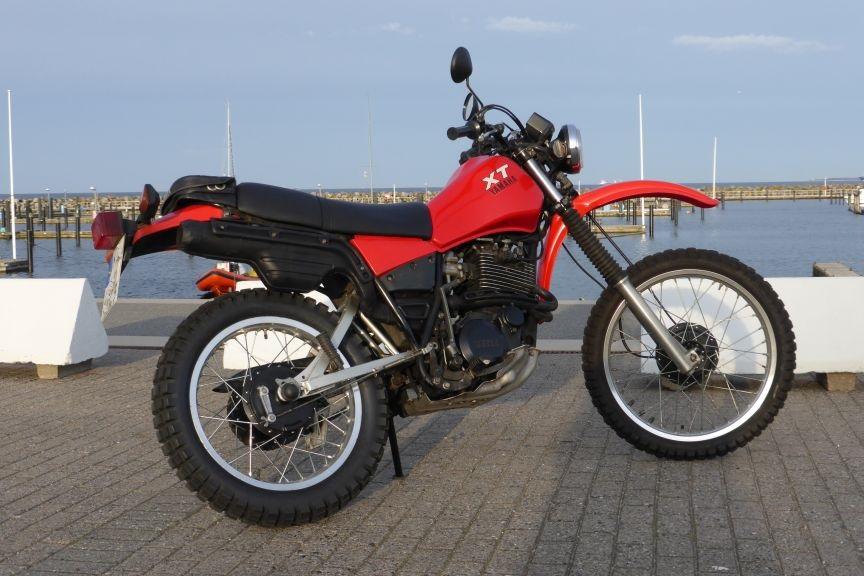 XT 550