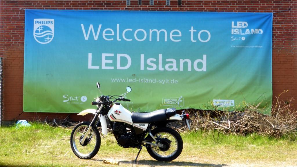 LED Island