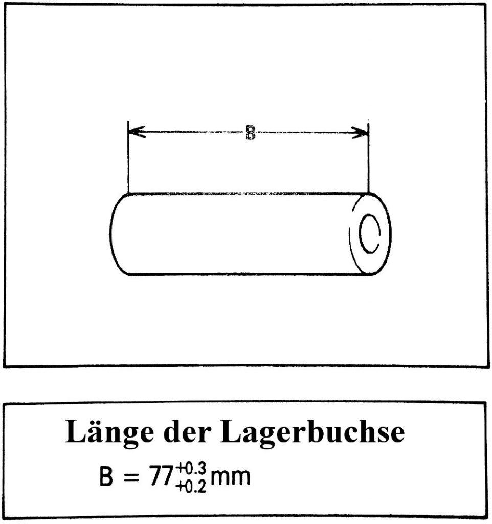 Lagerbuchse