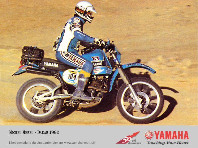 Dakar 1982 Merel